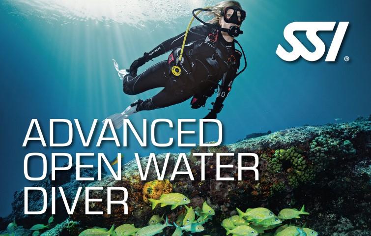 advanced open water